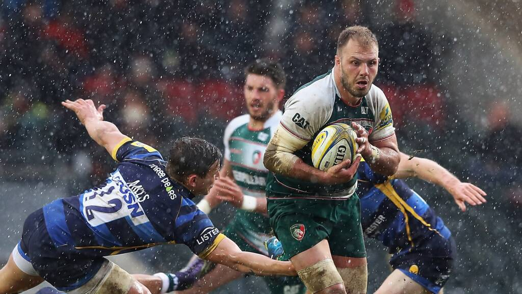 Leicester Tigers unveil Holland & Barrett as new main sponsors