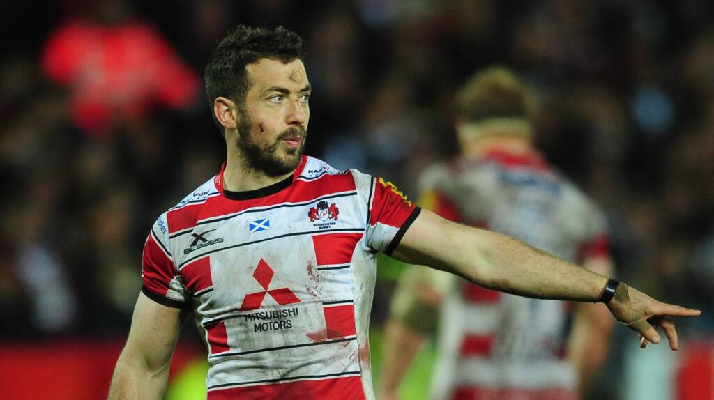Greig Laidlaw confirmed as Gloucester Rugby captain for 2016-17