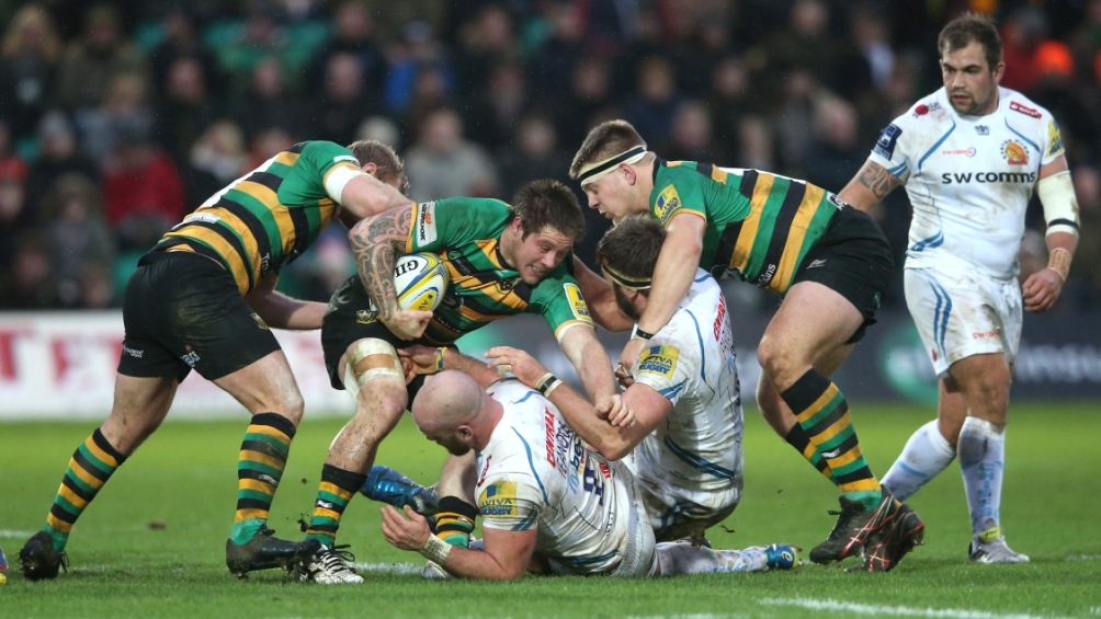Match Report: Northampton Saints 8 Exeter Chiefs 3