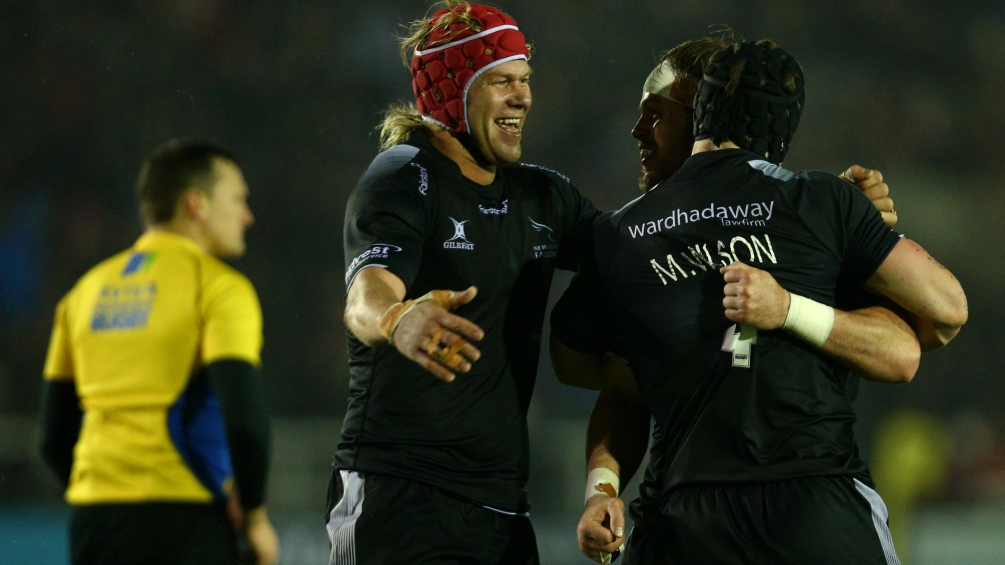 Match Reaction: Newcastle Falcons 19 Bath Rugby 14