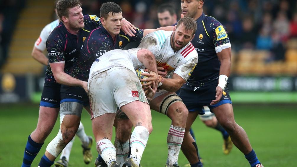 Aviva Premiership Rugby round-up: Round 8