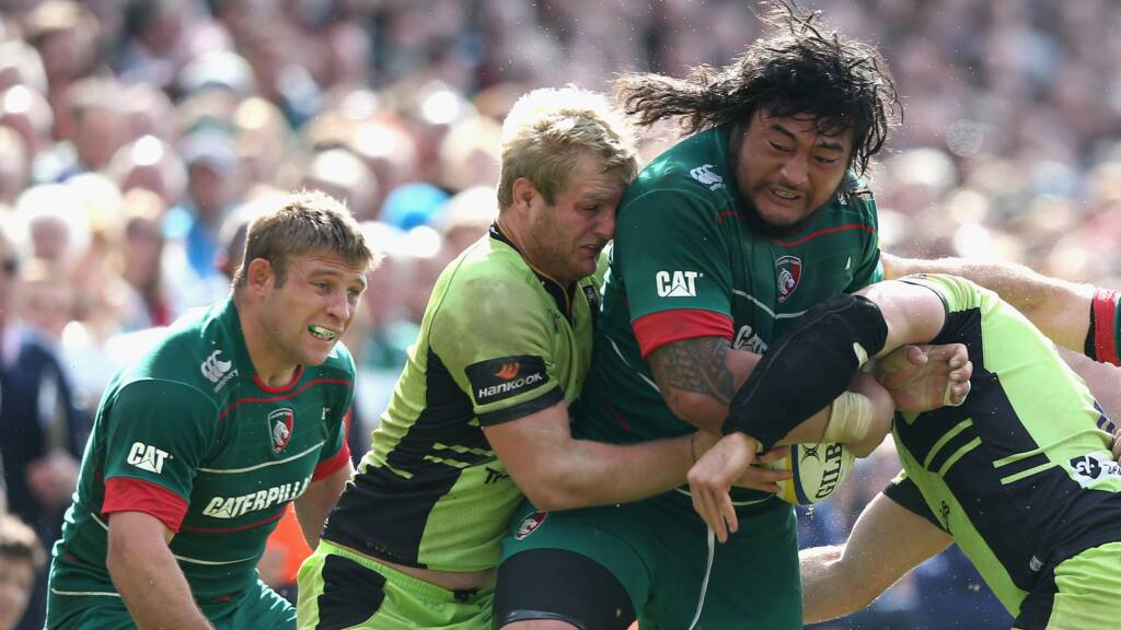 Watch Leicester Tigers v Northampton Saints for free