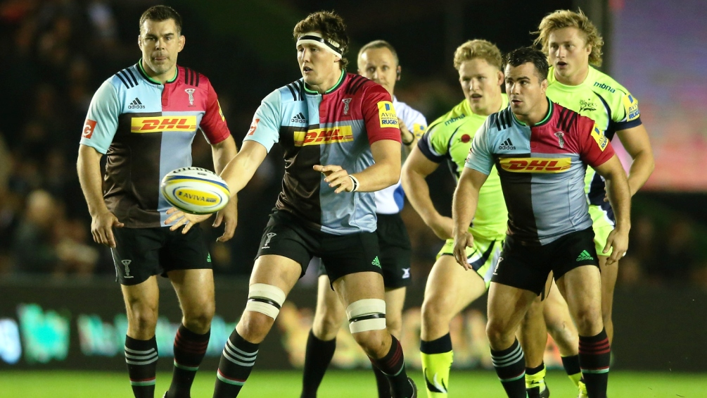 Matthews looking for Harlequins to build the momentum