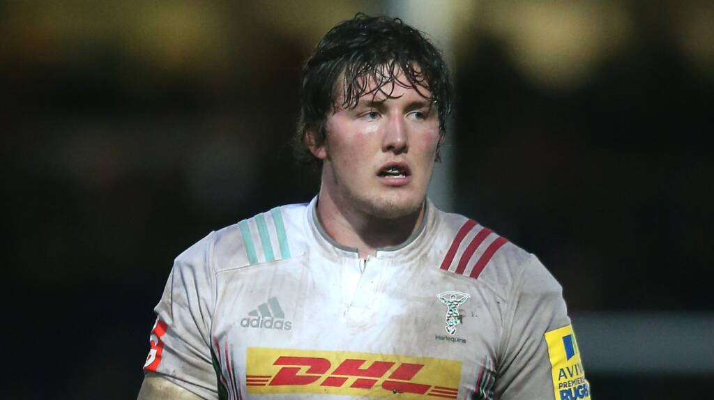 Sam Twomey and Charlie Matthews re-sign for Harlequins