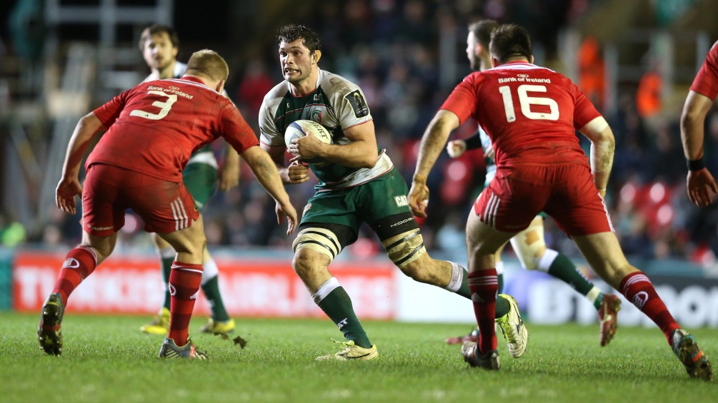 Dom Barrow claims crunch time approaching for Leicester Tigers
