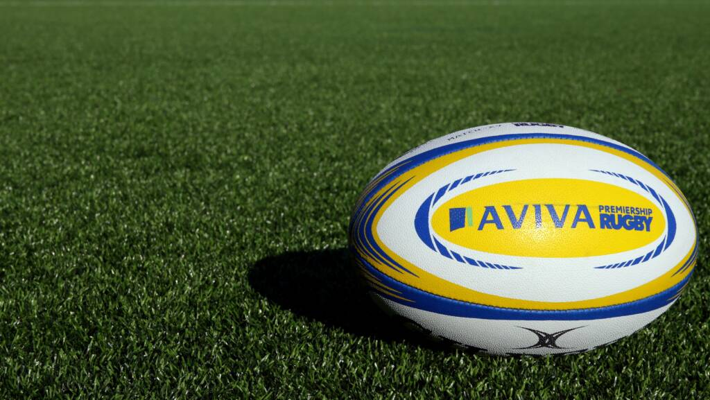 What if two teams in Aviva Premiership Rugby are tied on points?