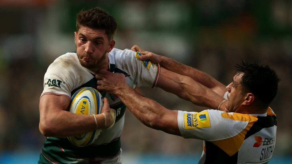 Leicester Tigers team news for Aviva Premiership Rugby Round 9