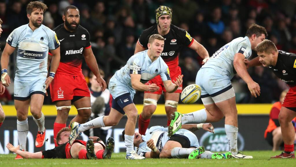 Warriors make four changes for trip to Wasps