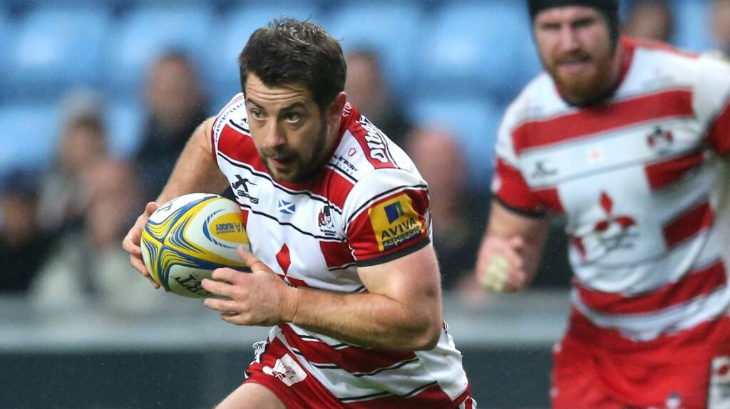 Laidlaw and Morgan return for Gloucester for trip to Exeter