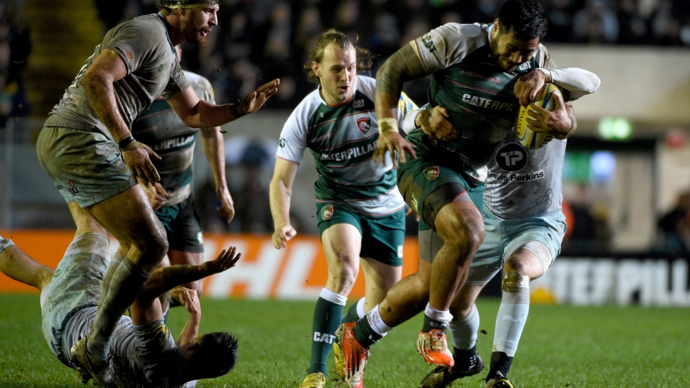 Leicester Tigers team news for Champions Cup