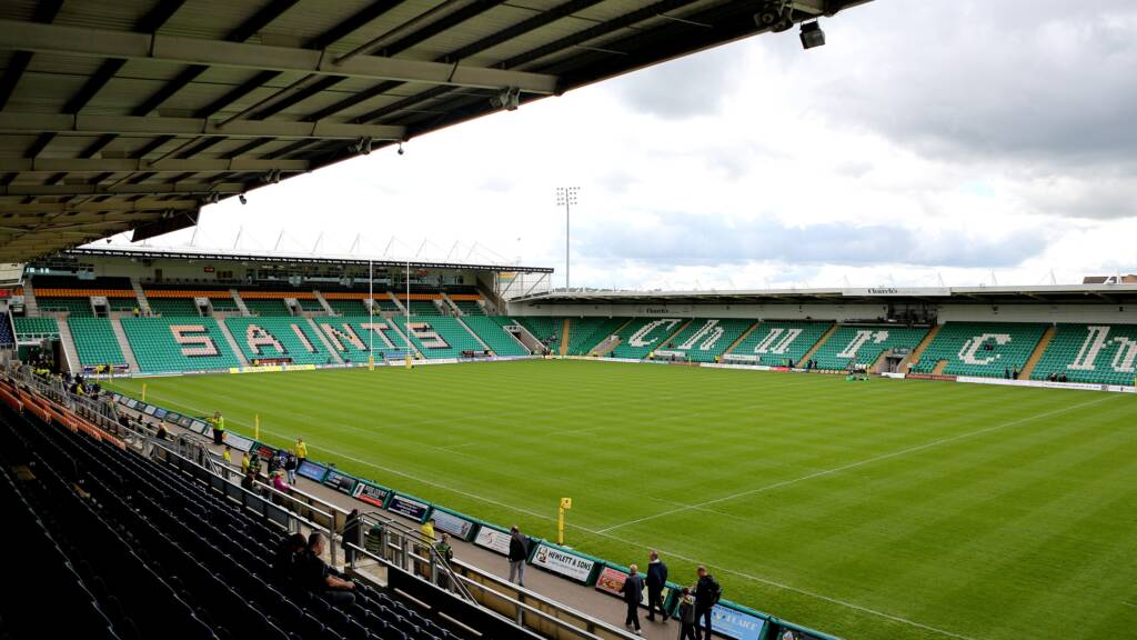 Northampton Saints to celebrate formal opening of Barwell Stand
