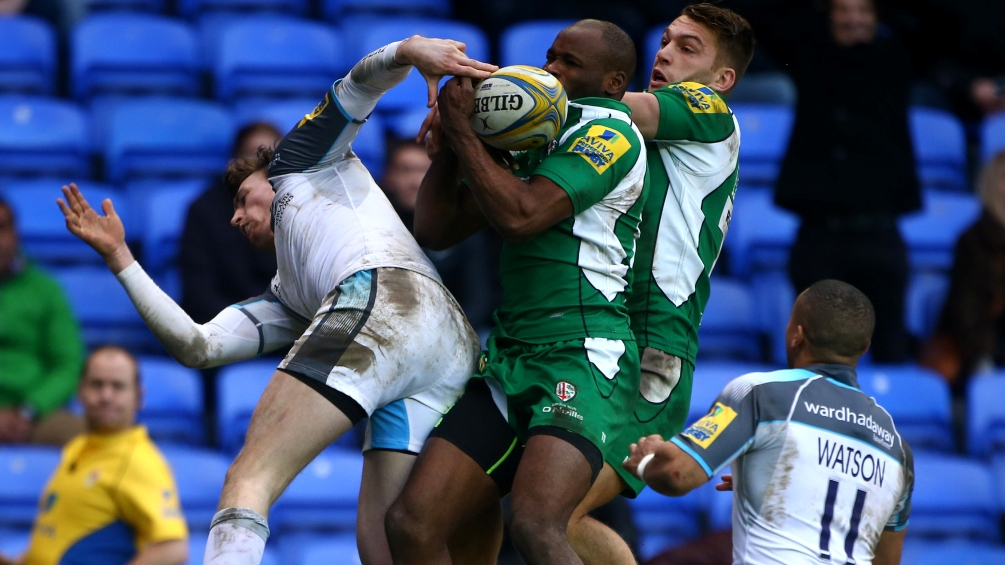 Topsy Ojo putting the team first over tries at London Irish