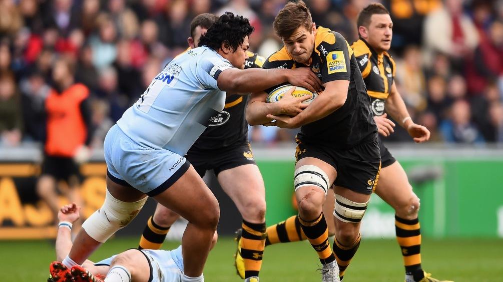 Opta statistics for Aviva Premiership Rugby: Round 9