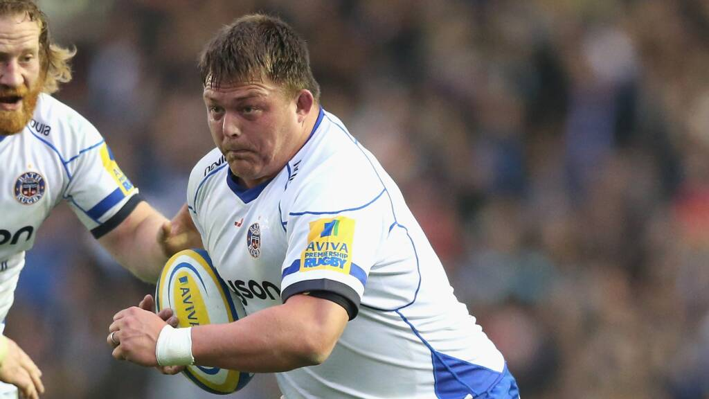 Bath Rugby the right place for Wilson