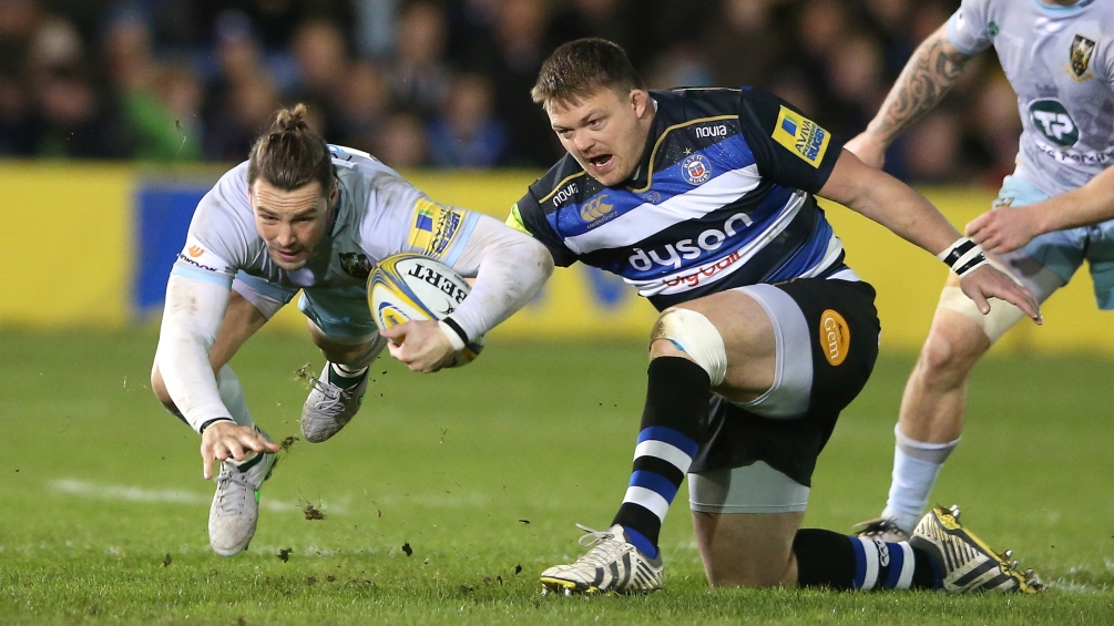 David Wilson and Bath Rugby target crucial month
