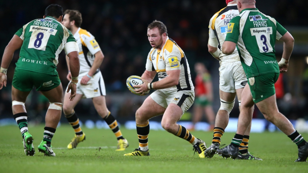 Matt Mullan says Wasps head to Toulon with no fear
