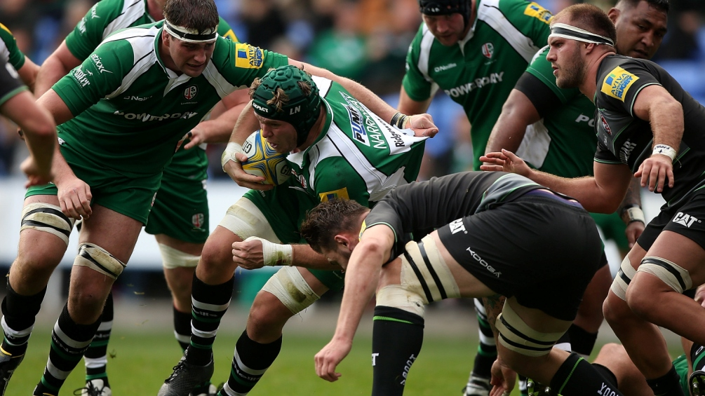 Tom Coventry rings the changes for London Irish clash with Grenoble