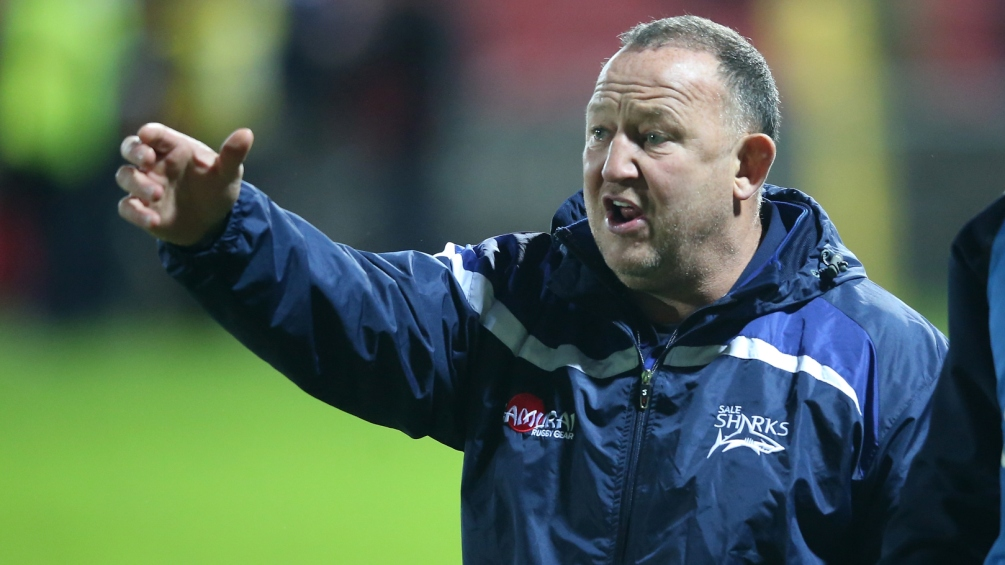 Sale Sharks announce team to face Castres