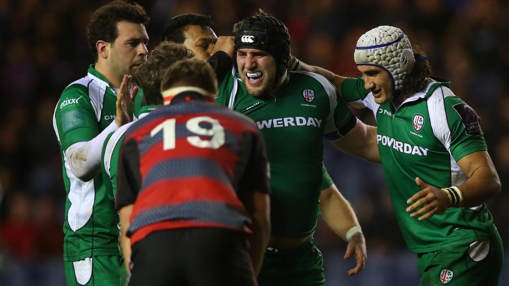 Tom Smallbone hopes for long and fruitful London Irish career