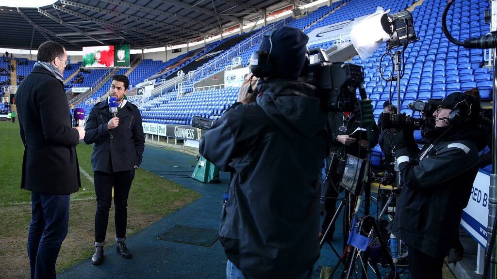 Premiership Rugby clubs in live TV European action