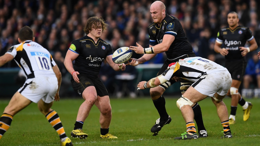Matt Garvey and Bath Rugby searching for that winning feeling