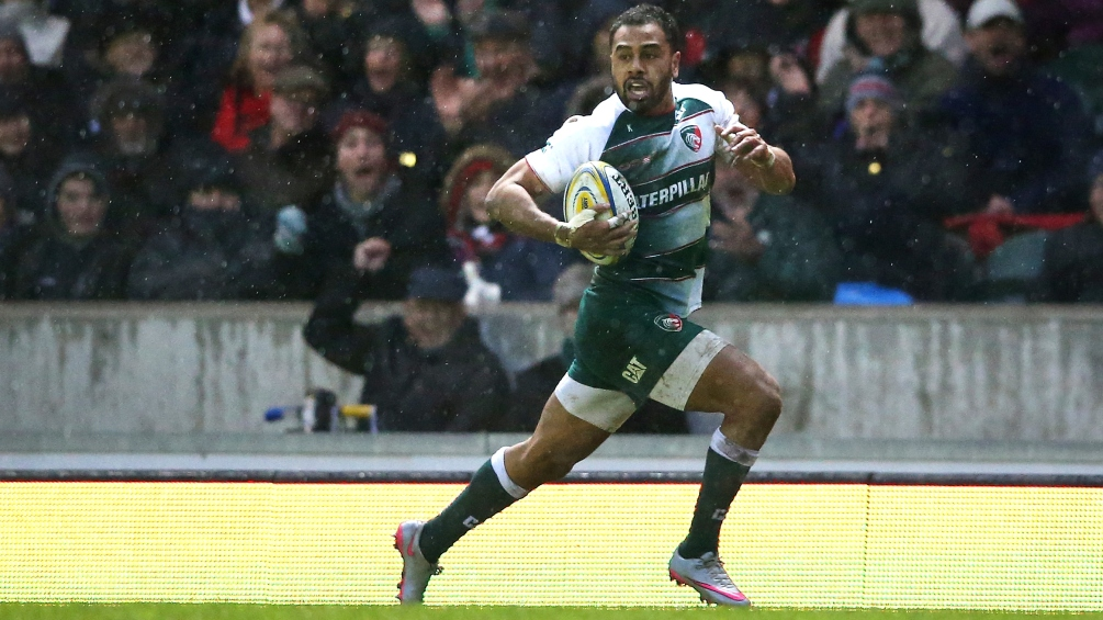 Leicester Tigers announce team to face Stade Francais