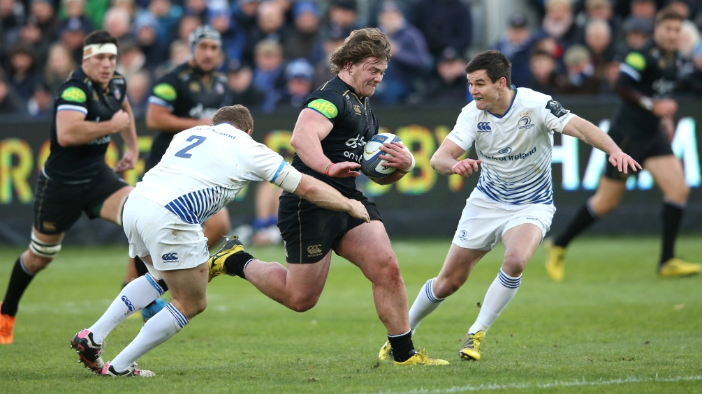 Auterac catching the eye at Bath Rugby