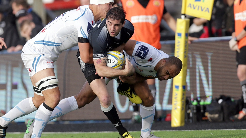Newcastle make three changes for visit of Brive