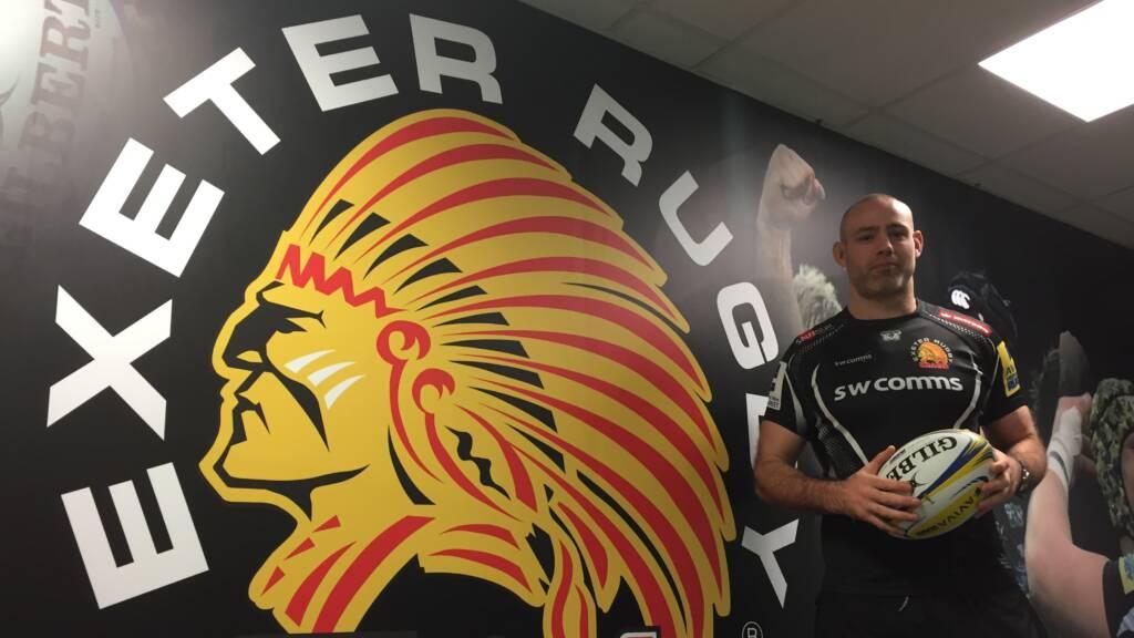 Baxter's joy as Stevenson makes Exeter return