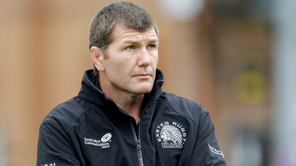 Baxter out to stop repeat display against London Welsh