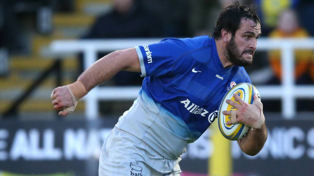 Figallo commits to Saracens