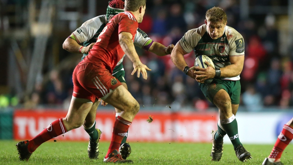 Tom Youngs suspended for one week