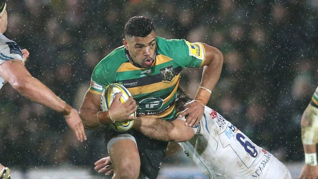 Northampton Saints team news for Wasps clash