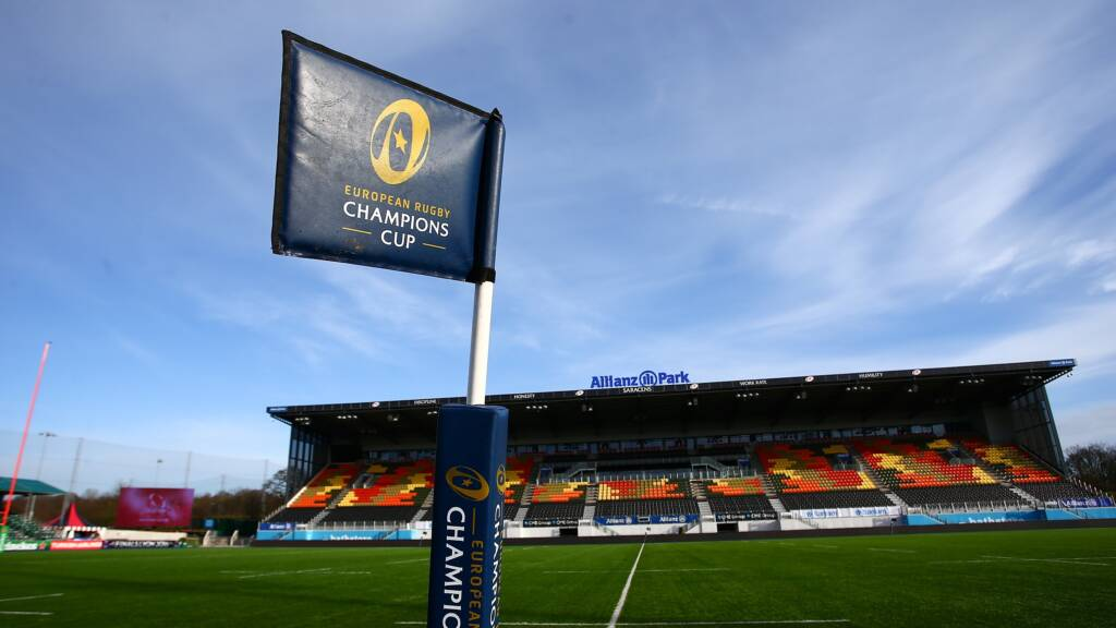 Allianz Park to host Champions Cup quarter final