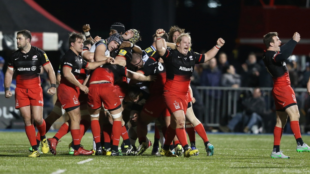 Match Reaction: Saracens 19 Bath Rugby 13
