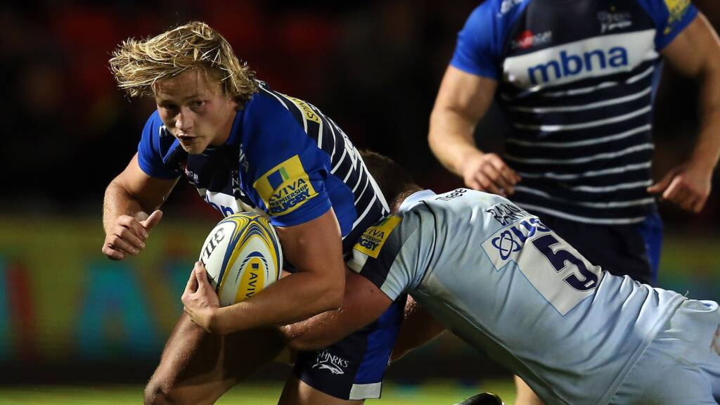Wasps sign Tommy Taylor