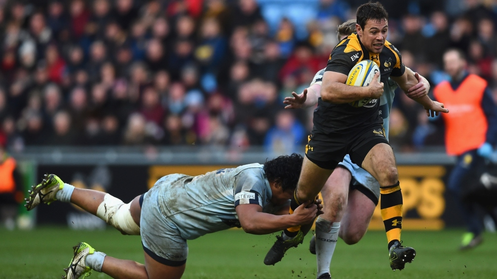 Rob Miller looking for string of victories with Wasps