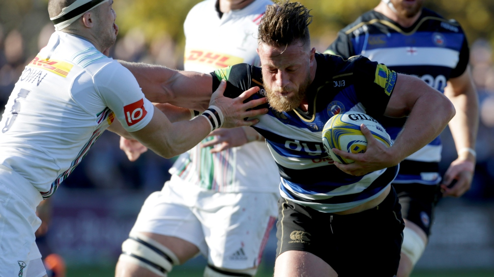 Lahiff confident Bath Rugby will come good