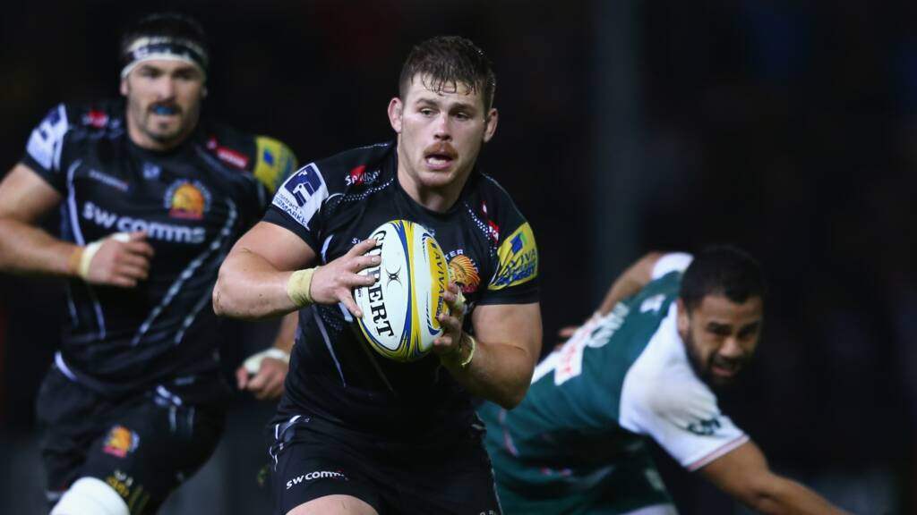 Cowan-Dickie delighted to be back at Exeter Chiefs