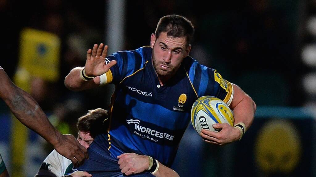 Cox sole change for Warriors trip to Irish