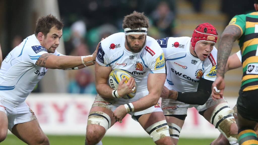 """Exeter Chiefs' Geoff Parling: """"We must regroup"""""""
