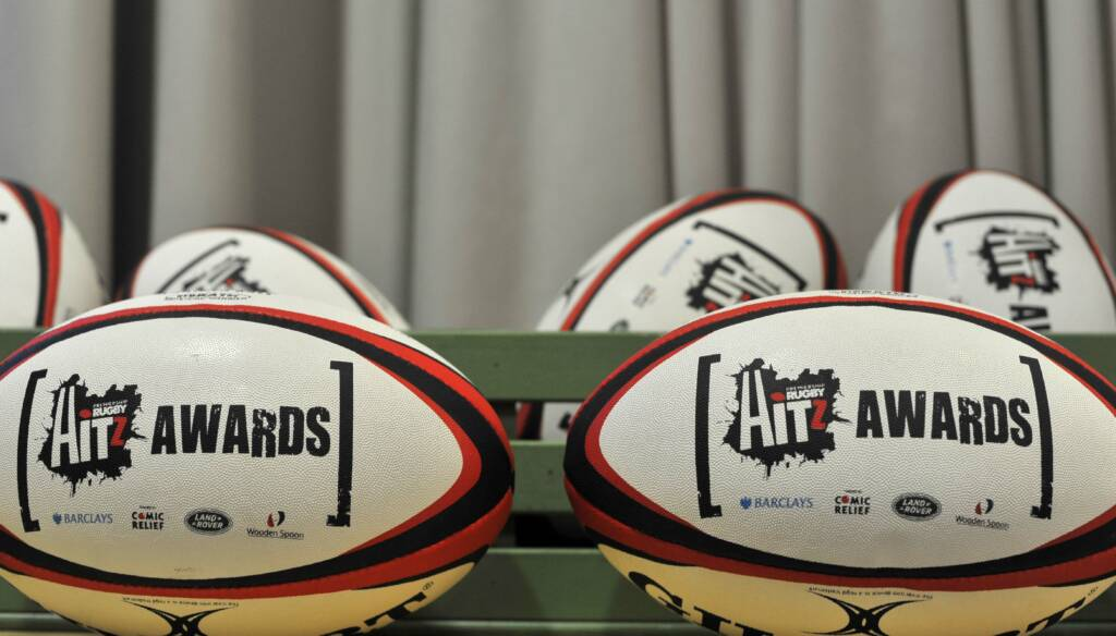 Premiership Rugby's HITZ Awards 040216
