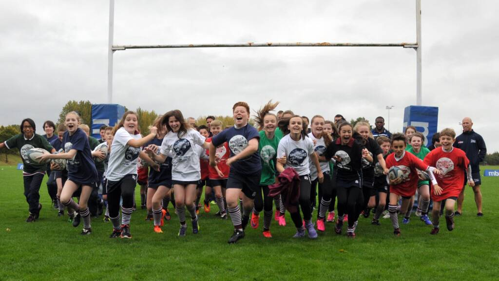 Award success for Sale Sharks' school programme