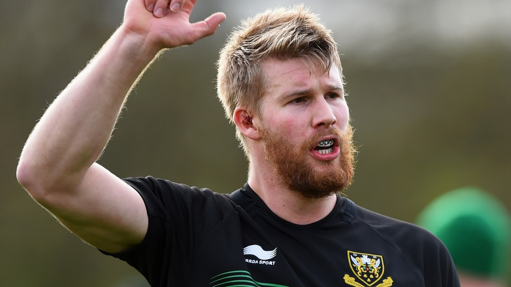Craig glad for Northampton Saints' international class