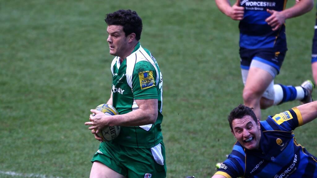 Ciaran Hearn re-signs with London Irish