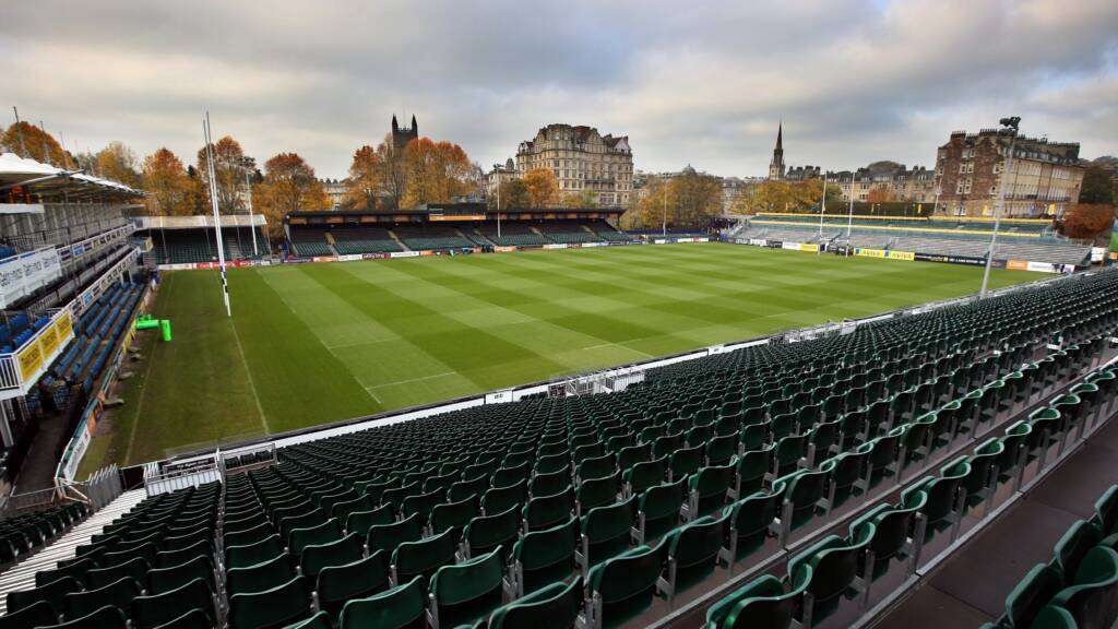 Approval for Bath Rugby's temporary plans at the Recreation Ground