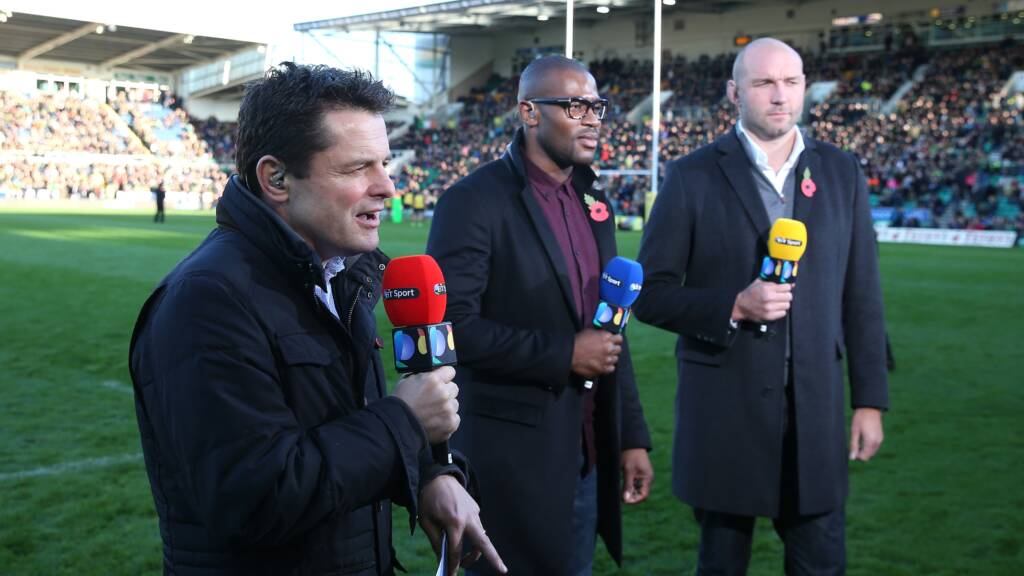 Aviva Premiership Rugby Live on BT Sport