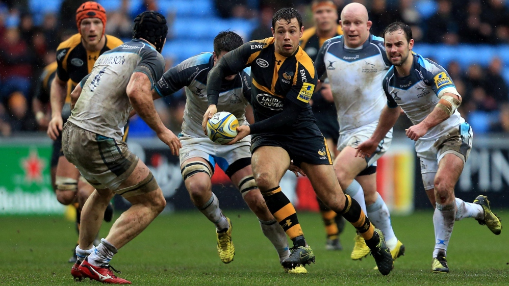 Rob Miller knows Wasps cannot afford to let up