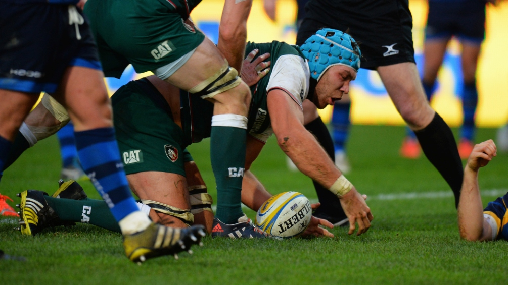 Graham Kitchener: Beware Leicester Tigers' second-half surge