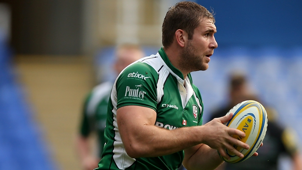 Sinclair: London Irish will bounce back after video nasty